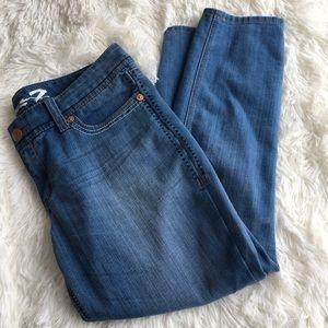 Seven7 Skinny Jeans Size 14